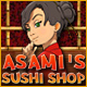 Spelletjes downloaden voor pc : Asami's Sushi Shop
