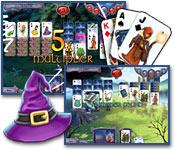 Spelletjes voor windows - Avalon Legends Solitaire