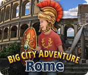 Spelletjes downloaden voor pc : Big City Adventure: Rome