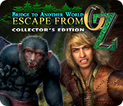 Spelletjes downloaden voor pc : Bridge to Another World: Escape From Oz Collector's Edition