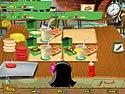 1. Burger Island spel screenshot