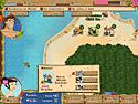1. Coconut Queen spel screenshot