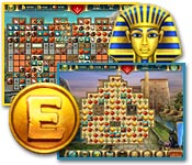Spelletjes downloaden voor pc : Cradle of Egypt