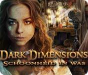 Spelletjes downloaden voor pc : Dark Dimensions: Schoonheid in Was