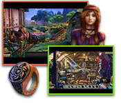 Spelletjes voor windows - Darkness and Flame: Enemy in Reflection Collector's Edition