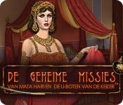 De Geheime Missies van Mata Hari en de U-boten van