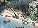 1. Escape from Lost Island spel screenshot