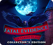 Spelletjes downloaden voor pc : Fatal Evidence: The Cursed Island Collector's Edition