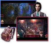 Spelletjes voor windows - Grim Tales: The Time Traveler Collector's Edition