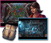 Spelletjes voor windows - Grim Tales: The White Lady Collector's Edition