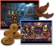 Spelletjes downloaden voor pc : Haunted Manor: Halloween's Uninvited Guest Collector's Edition