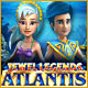 Spelletjes downloaden voor pc : Jewel Legends: Atlantis