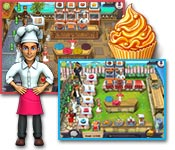 Spelletjes voor windows - Katy and Bob: Cake Cafe Collector's Edition