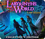 Spelletjes downloaden voor pc : Labyrinths of the World: Lost Island Collector's Edition