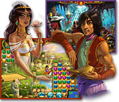 Spelletjes voor windows - Lamp of Aladdin