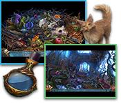 Spelletjes voor windows - Living Legends: Fallen Sky Collector's Edition