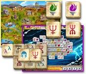 Spelletjes downloaden voor pc : Mahjong Mysteries: Ancient Athena