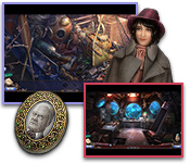 Spelletjes voor windows - Ms. Holmes: The Monster of the Baskervilles Collector's Edition