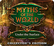 Spelletjes downloaden voor pc : Myths of the World: Under the Surface Collector's Edition