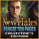 Spelletjes downloaden voor pc : Nevertales: Forgotten Pages Collector's Edition