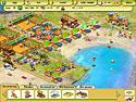 2. Paradise Beach 2: Around the World spel screenshot