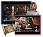 Spelletjes voor windows - Paranormal Files: Enjoy the Shopping Collector's Edition