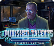 Spelletjes downloaden voor pc : Punished Talents: Dark Knowledge Collector's Edition