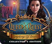 Spelletjes downloaden voor pc : Queen's Quest V: Symphony of Death Collector's Edition