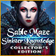 Spelletjes downloaden voor pc : Sable Maze: Sinister Knowledge Collector's Edition