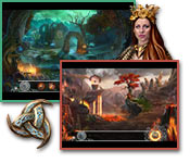 Spelletjes voor windows - Saga of the Nine Worlds: The Four Stags Collector's Edition