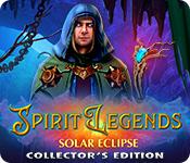 Spelletjes downloaden voor pc : Spirit Legends: Solar Eclipse Collector's Edition