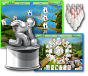 Spelletjes voor windows - Strike Solitaire