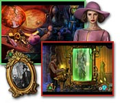 Spelletjes voor windows - Tales of Terror: Estate of the Heart Collector's Edition