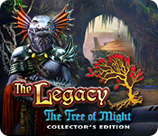 Spelletjes downloaden voor pc : The Legacy: The Tree of Might Collector's Edition