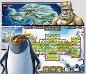 Spelletjes voor windows - Yeti Quest: Crazy Penguins