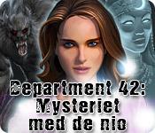 Department 42: Mysteriet med de nio