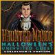 Nya datorspel Haunted Manor: Halloween's Uninvited Guest Collector's Edition