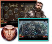 Ladda ner spel till datorn - Kingmaker: Rise to the Throne Collector's Edition