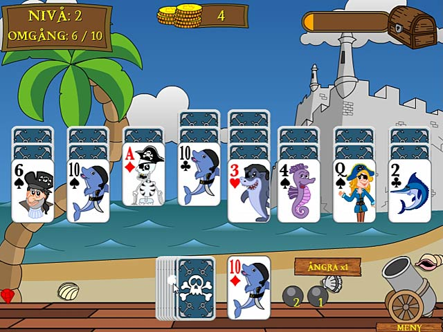 Pirate Solitaire img