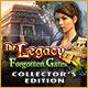 Ladda ner spel till datorn : The Legacy: Forgotten Gates Collector's Edition