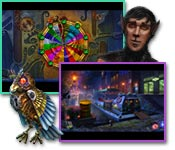 Ladda ner spel till datorn : The Unseen Fears: Body Thief Collector's Edition