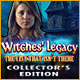 Ladda ner spel till datorn : Witches' Legacy: The City That Isn't There Collector's Edition