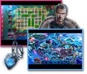 Ladda ner spel till datorn - Yuletide Legends: Frozen Hearts Collector's Edition