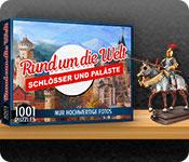1001 Puzzles: Rund um die Welt: Schlösser und Paläste