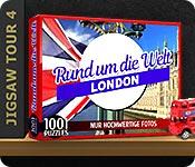 1001 Puzzles: Rund um die Welt - London