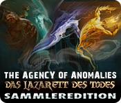 The Agency of Anomalies: Das Lazarett des Todes Sammleredition