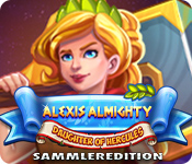 Alexis Almighty: Daughter of Hercules Sammleredition