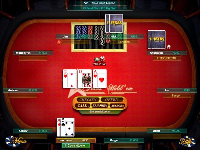 Gambling lucky