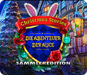 Christmas Stories: Die Abenteuer der Alice Sammleredition