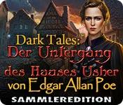 Dark Tales: Der Untergang des Hauses Usher von Edgar Allan Poe Sammleredition
